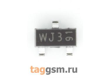 BSH103 (SOT-23) Полевой транзистор N-MOSFET 30В 0,85А