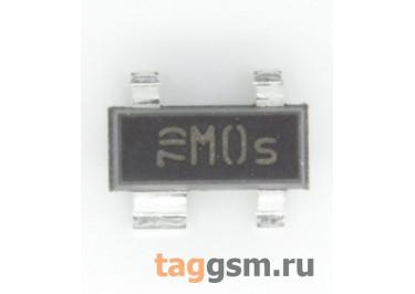 BF998 (SOT-143B) Полевой транзистор 2N-MOSFET 12В 0,030А 1ГГц