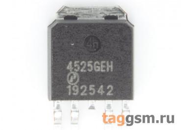 AP4525GEH (TO-252-4L) Полевой транзистор N / P-MOSFET 40В 15A / 12A