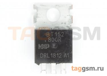 BT152-800R (TO-220B) Тиристор 32мА 20А 800В