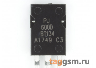 BT134-600D (SOT-82) Симистор 5мА 4А 600В
