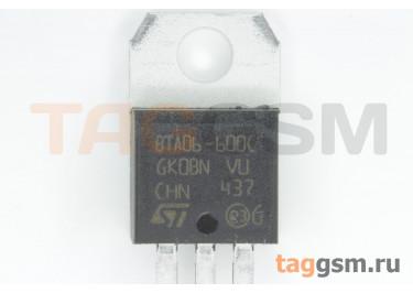 BTA06-600CRG (TO-220) Симистор 6А 600В