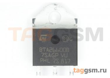 BTA26-600BRG (TOP-3) Симистор 26А 600В