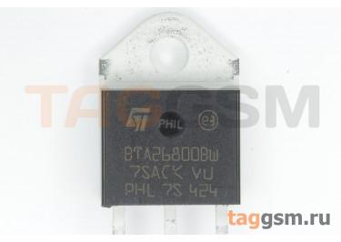 BTA26-800BWRG (TOP-3) Симистор 25А 800В