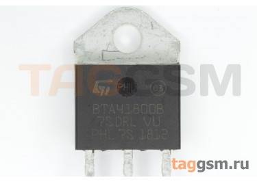 BTA41-800BRG (TO-3P) Симистор 50мА 41А 800В