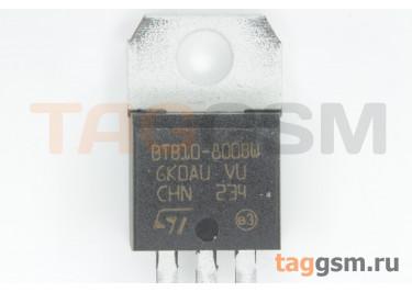 BTB10-800BWRG (TO-220B) Симистор 50мА 10А 800В