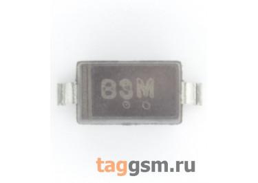MBR0530T1G (SOD-123) Диод Шоттки SMD 30В 0,5А