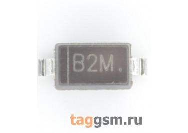 MBR0520L (SOD-123) Диод Шоттки SMD 20В 0,5А