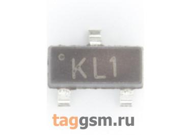 BAT54 (SOT-23) Диод Шоттки SMD 30В 0,2А