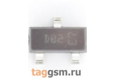 BAR43CFILM (SOT-23) Диод Шоттки 30В 0,1А (х2 ОК)