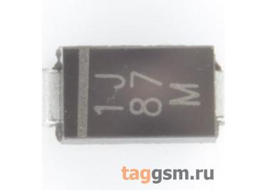 VS-10MQ100-M3 / 5AT (DO-214AC) Диод Шоттки 100В 1А