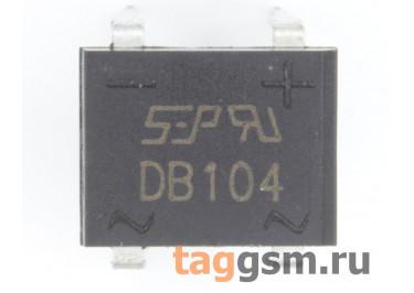 DB104 (DB-1) Мост диодный 400В 1А