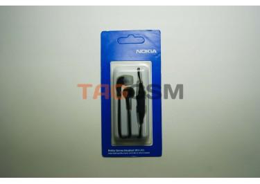 гарнитура Nokia WH-205 (N95) блистер вакуумные