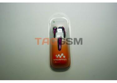 HF-оригинальная для Sony Ericsson HPM-70 (W810) розовая блистер