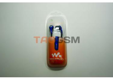 Гарнитура для Sony-Eric W810 (HPM-70) Blue в блистере