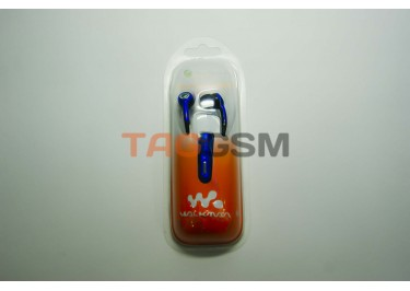 гарнитура Sony-Eric W810 (HPM-70) Blue в блистере