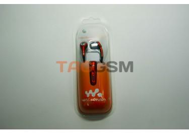 Гарнитура для Sony-Eric W810 (HPM-70) Orange в блистере