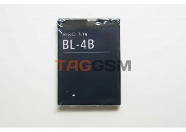 АКБ Nokia BL-4B 2630 / 2660 / 2760 / 5000 / 6111 / 7070 / 7370 / 7373 / 7500 / N76 блистер