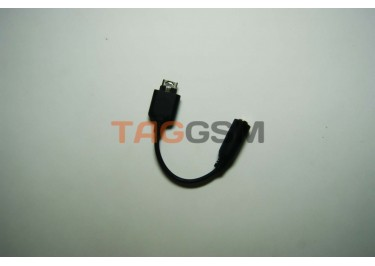 Аудиоадаптер HF на наушники KG800