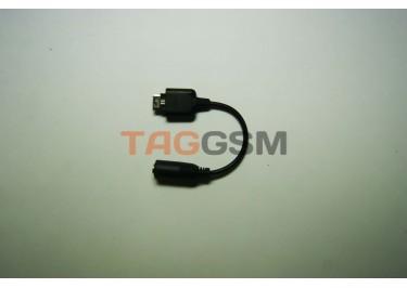 Аудиоадаптер HF на наушники LG