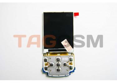 Дисплей для Samsung  C3110 + подложка