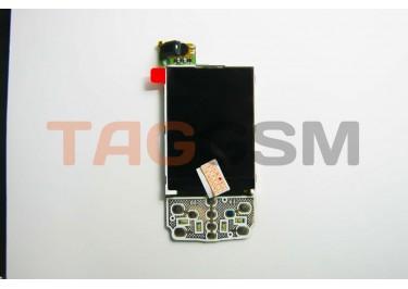 Дисплей для Samsung  D820 + подложка