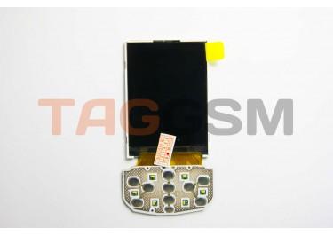 Дисплей для Samsung  D900i c подложкой