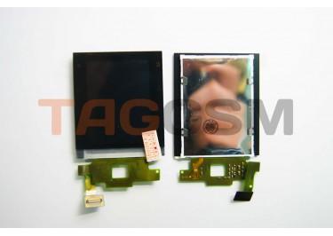 Дисплей для Sony Ericsson C902 + защитное стекло