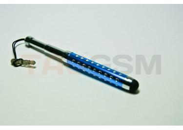 Стилус - ручка для сенсорных дисплеев S032 (синий)