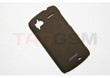 Задняя накладка Jekod для HTC Sensation (коричневая)