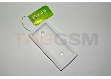 Задняя крышка KSH Soni Ericsson Xperia LT22i силикон-пластик+защитная пленка белая