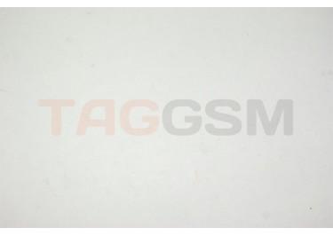 Задняя крышка KSH HTC MAX 4G силикон-пластик+защитная пленка белая