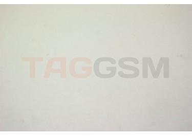 Задняя крышка KSH HTC MAX 4G силикон-пластик+защитная пленка черная