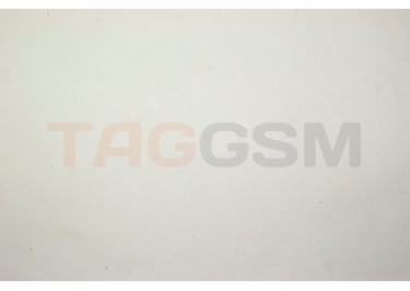 Задняя крышка KSH iPhone 5 силикон-пластик+защитная пленка черная