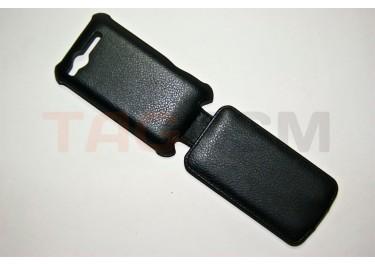Сумка футляр-книга Armor Case для HTC Salsa (чёрная в коробке)