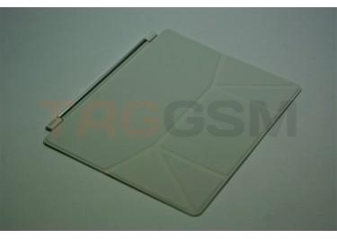 Чехол-подставка для iPad 3 Smart Cover (кожа белая)
