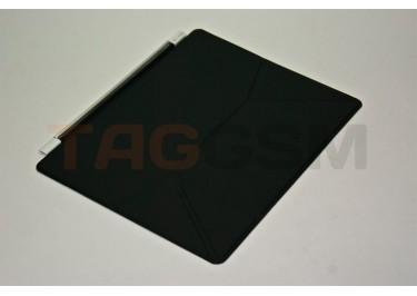 Чехол-подставка для iPad 3 Smart Cover (кожа чёрная)