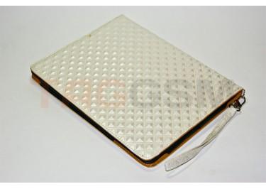 Чехол сумка IPAD2 №2 кожа белый