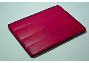 Сумка футляр-книга Jisoncase для iPad 3 (бордовыйбез логотипа)