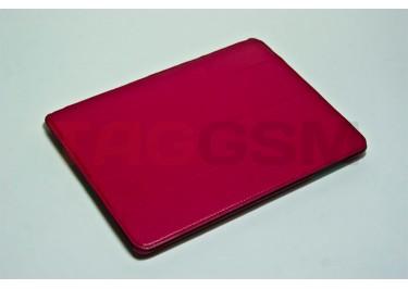 Чехол футляр-книга Jisoncase для iPad 3 (бордовыйбез логотипа)