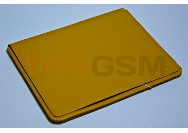 Чехол футляр-книга Yoobao AAA класс для iPad 3 executive case (жёлтый)