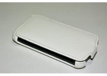 Сумка футляр-книга Armor Case для HTC Salsa (кожабелая)