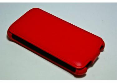 Сумка футляр-книга Armor Case для HTC One X (красная в коробке)