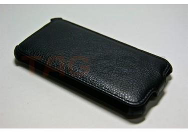 Сумка футляр-книга Armor Case для HTC J (чёрная втехпаке)