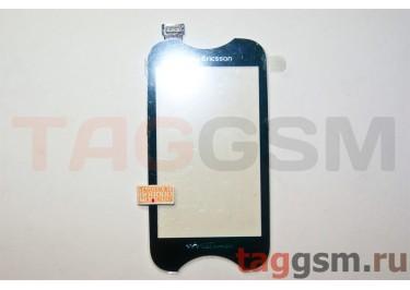 Тачскрин для Sony Ericsson WT13i (черный), оригинал