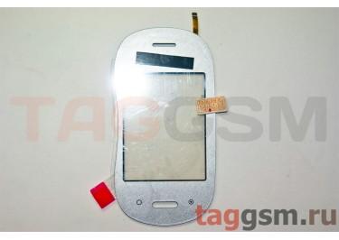 Тачскрин для Alcatel OT880 (хром)