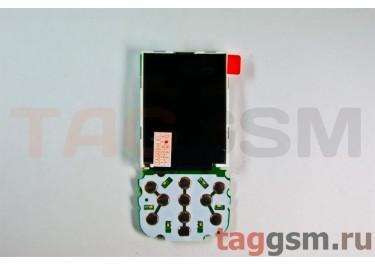 Дисплей для Samsung  C300 + клав. подложка