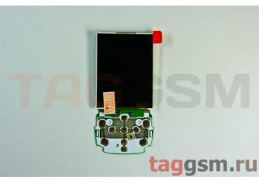 Дисплей для Samsung  E740 + клав. подложка