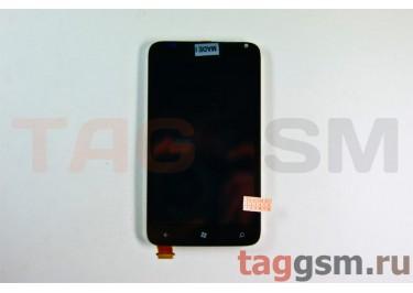 Дисплей для HTC Radar + тачскрин (черный)