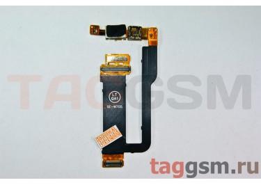 Шлейф для Sony Ericsson G705 / W705 / W715 + разъем под камеру + динамик LT